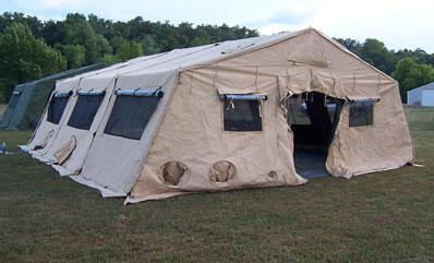 Temper Tent 20 X 32